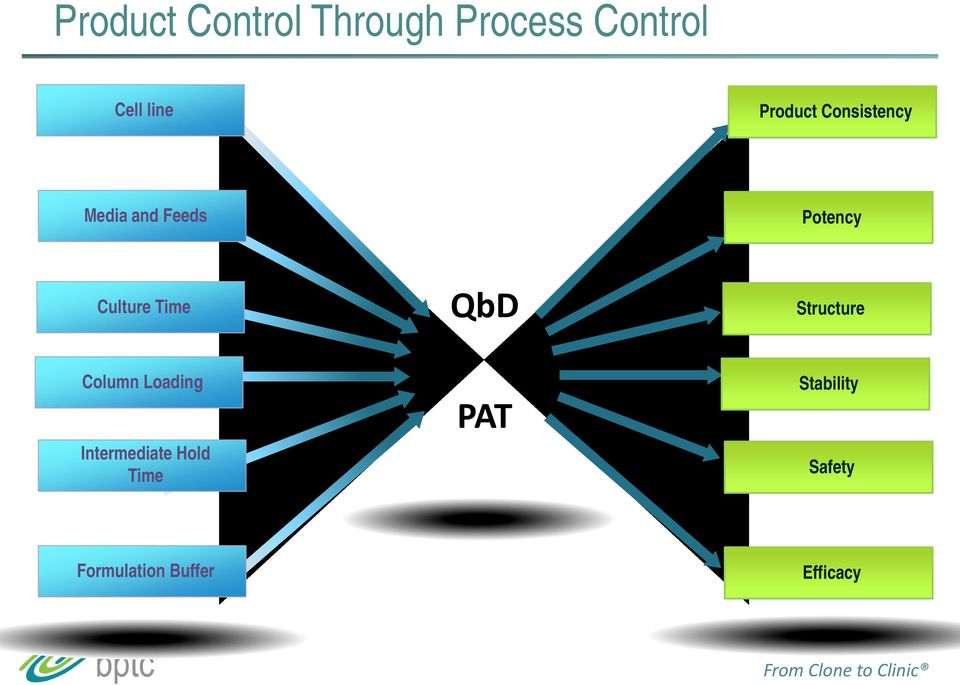 QbD Structure Column Loading Intermediate Hold Time PAT