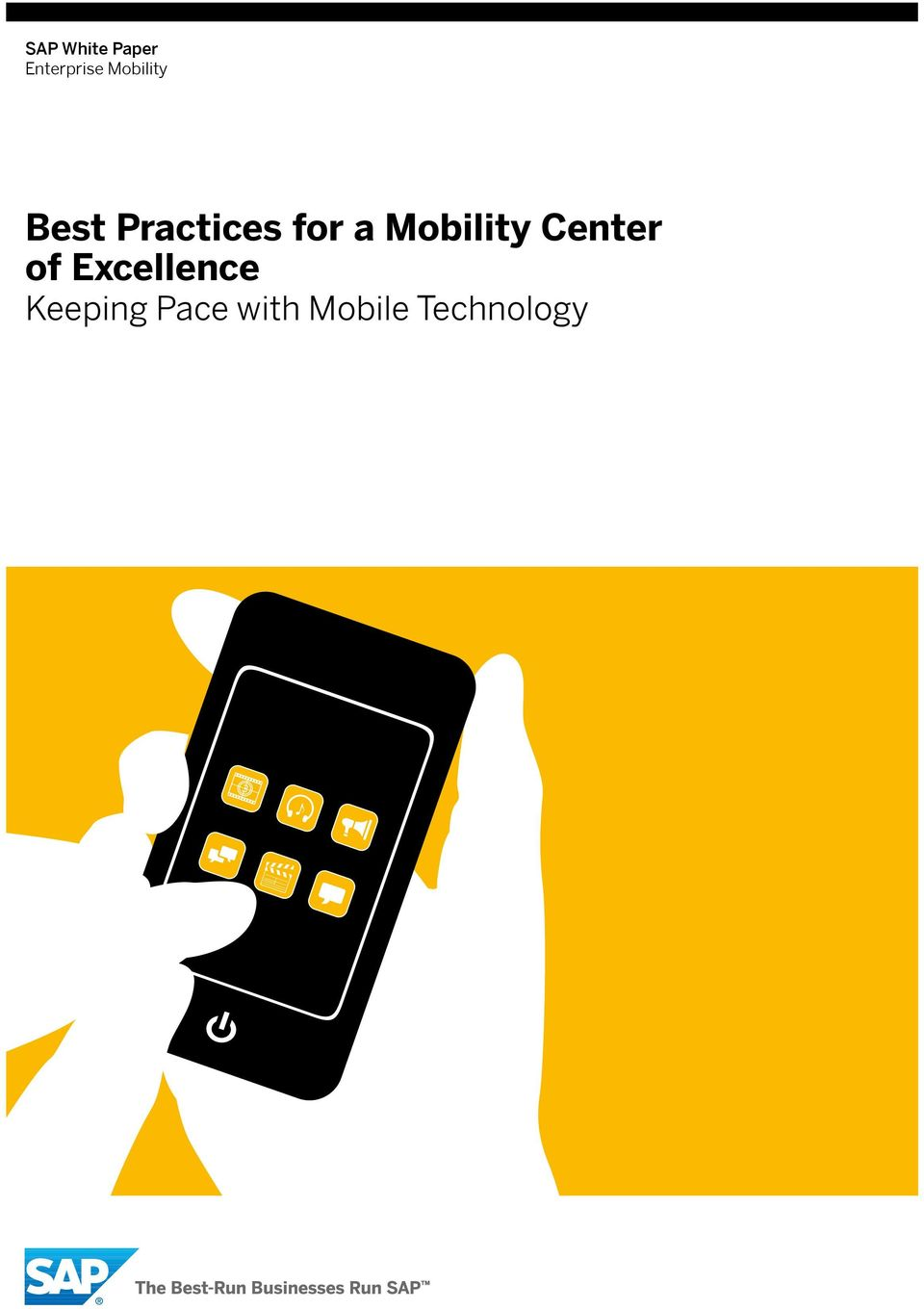 Mobility Center of Excellence