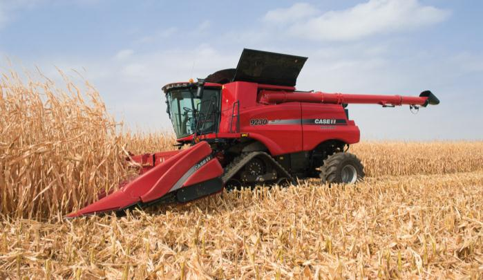 EMEA Agricultural Equipment Combines Strategy TIV Trend Period 2014-2018 Total Industry Volume: Total Industry Value : Leader in conventional value segment Broadest and most competitive product range