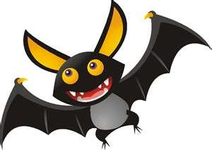Bats Bats are mammals Bats pollinate at night, so flowers are open at night, white, and larger in