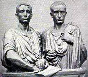 Reform Leaders Tiberius and Gaius Gracchus the poor should be given grain and small plots of free land. Military Reformer Gaius Marius recruited an army from the poor and homeless.