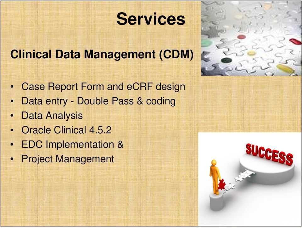 Double Pass & coding Data Analysis Oracle