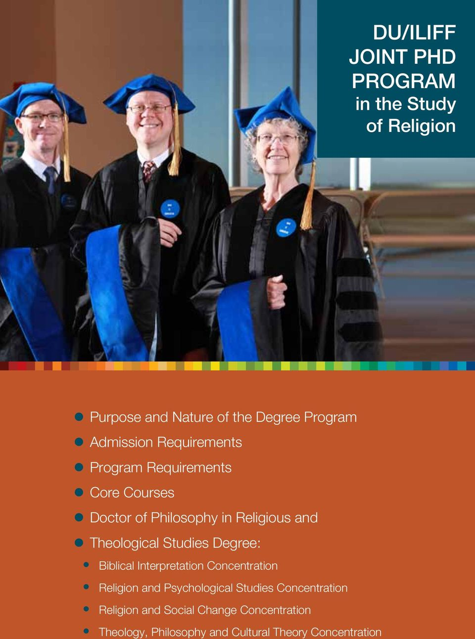 Theological Studies Degree: Biblical Interpretation Concentration Religion and Psychological