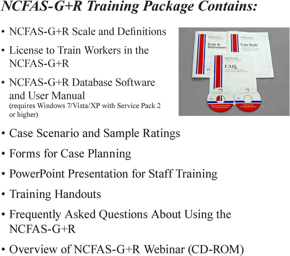 higher) Case Scenario and Sample Ratings Forms for Case Planning PowerPoint Presentation for Staff