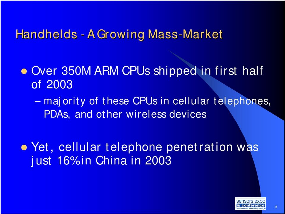 cellular telephones, PDAs, and other wireless devices Yet,