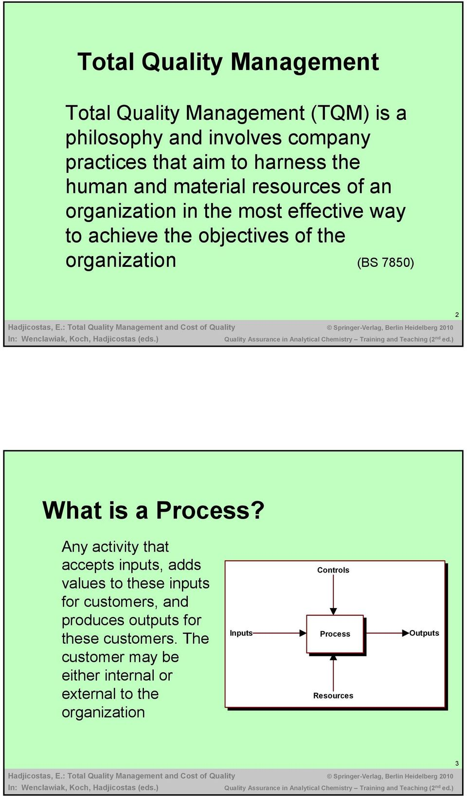 7850) 2 What is a Process?