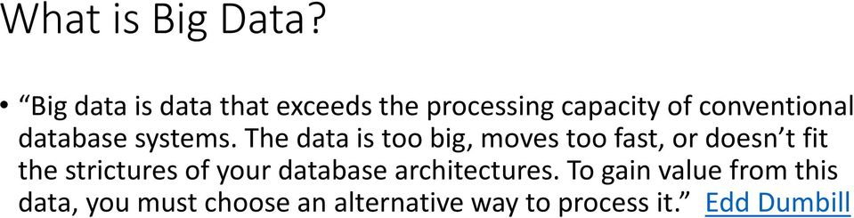 database systems.