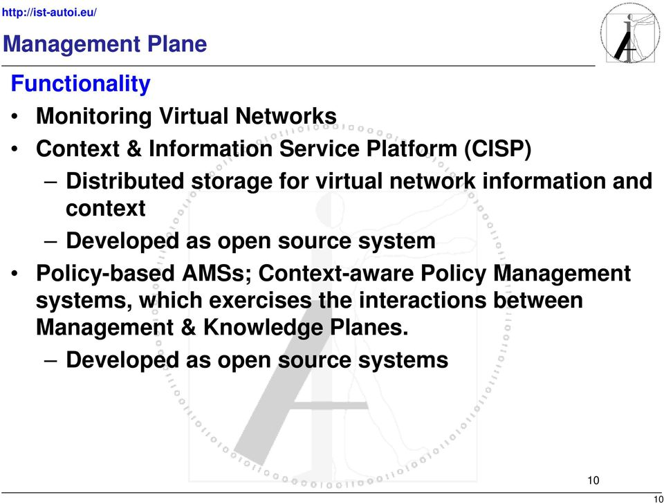 open source system Policy-based AMSs; Context-aware Policy Management systems, which