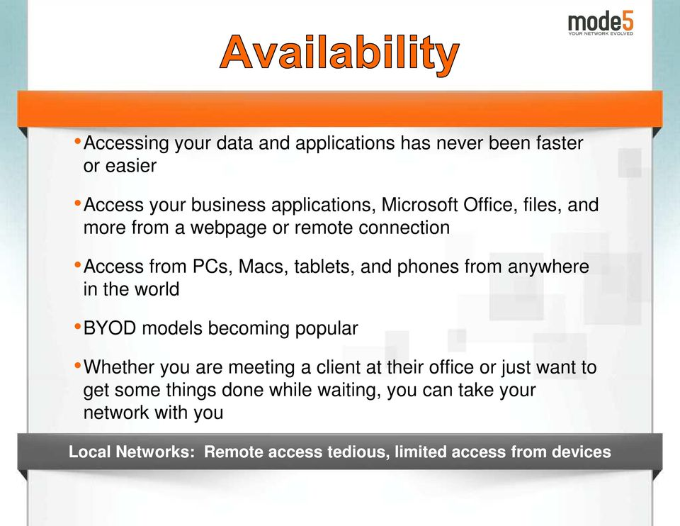 in the world BYOD models becoming popular Whether you are meeting a client at their office or just want to get some