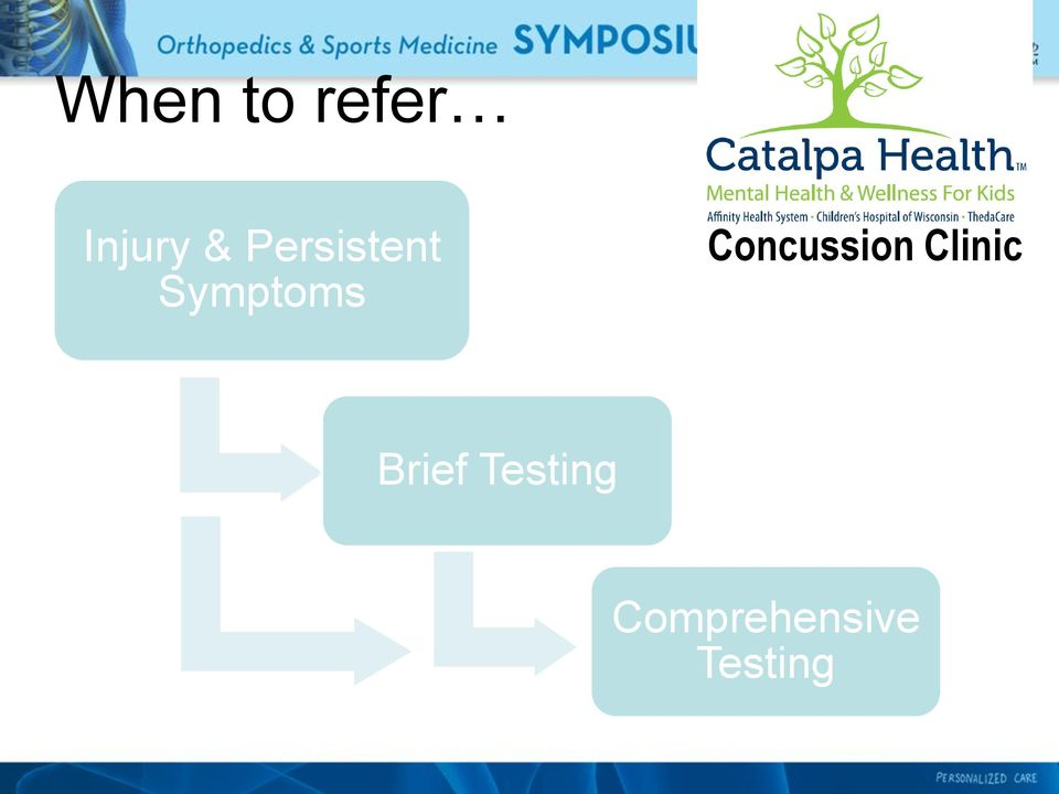 Concussion Clinic Brief