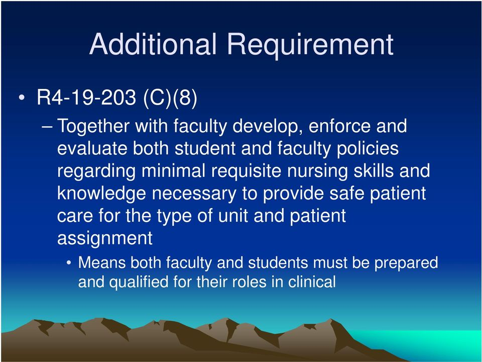 state board of nursing assignment Nursing practice act the nursing practice act (npa) is the body of california law that mandates the board to set out the scope of practice and responsibilities for rns the npa is located in the california business and professions code starting with section 2700.