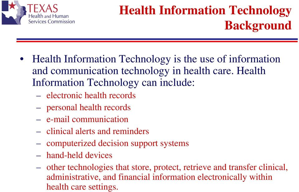 clinical alerts and reminders computerized decision support systems hand-held devices other technologies that store,