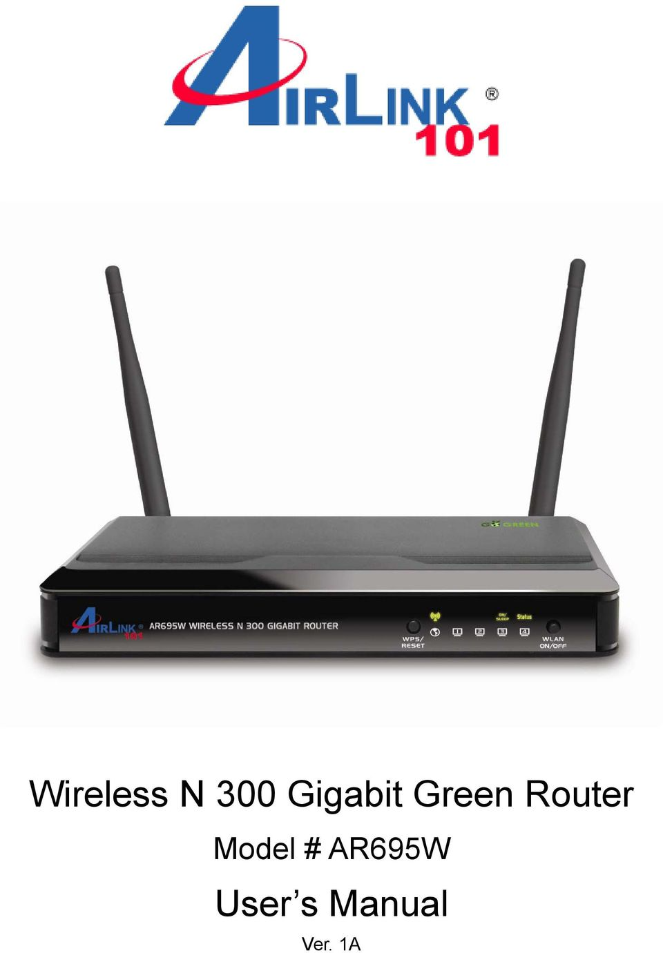 Router Model #