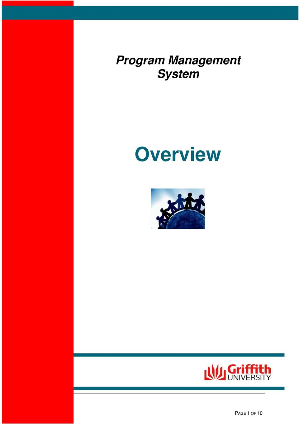 System Overview PRINTED