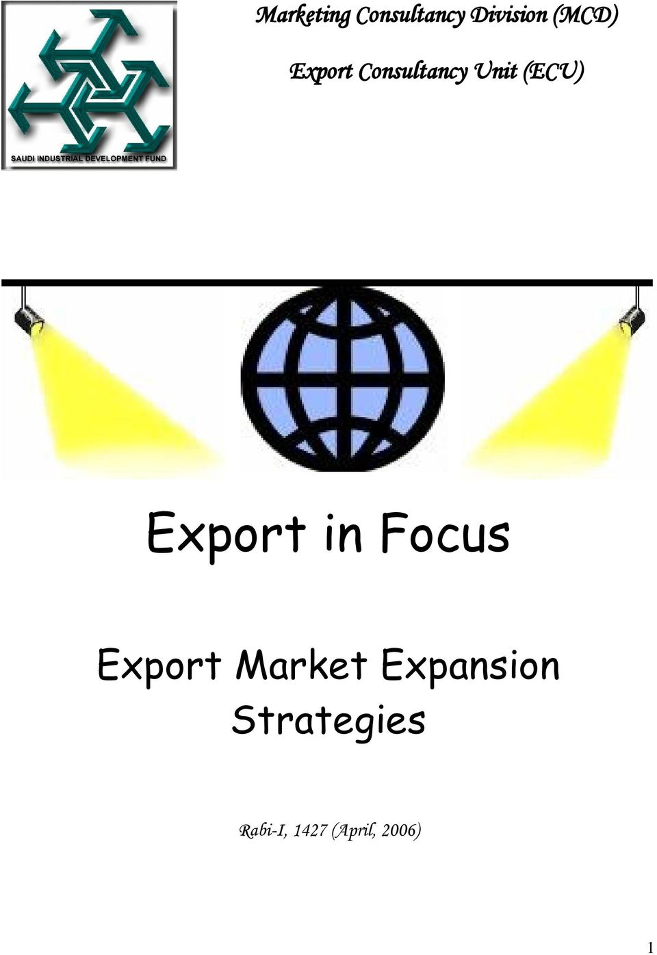 in Fcus Exprt Market Expansin