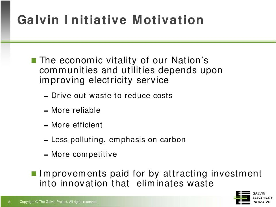 efficient 0Less polluting, emphasis on carbon 0More competitive Improvements paid for by