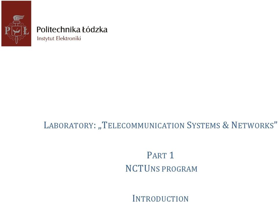 SYSTEMS & NETWORKS