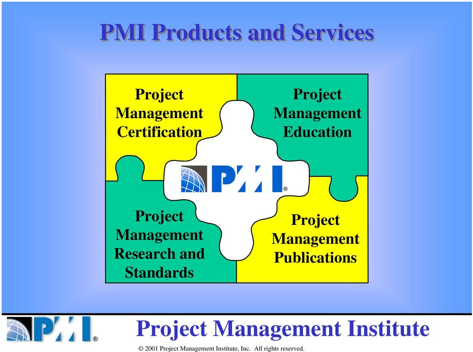 Management Education Project Management