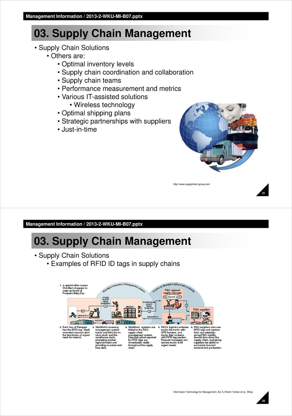 plans Strategic partnerships with suppliers Just-in-time http://www.supplychain-group.