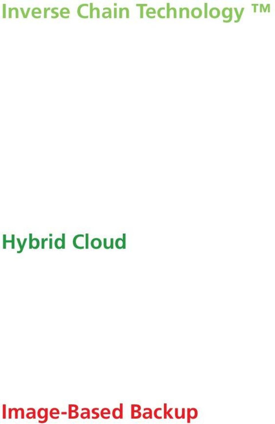 Hybrid Cloud Data is protected across the Local Area Network (LAN) to the Datto appliance and from there is automatically transmitted to the secure Datto cloud.