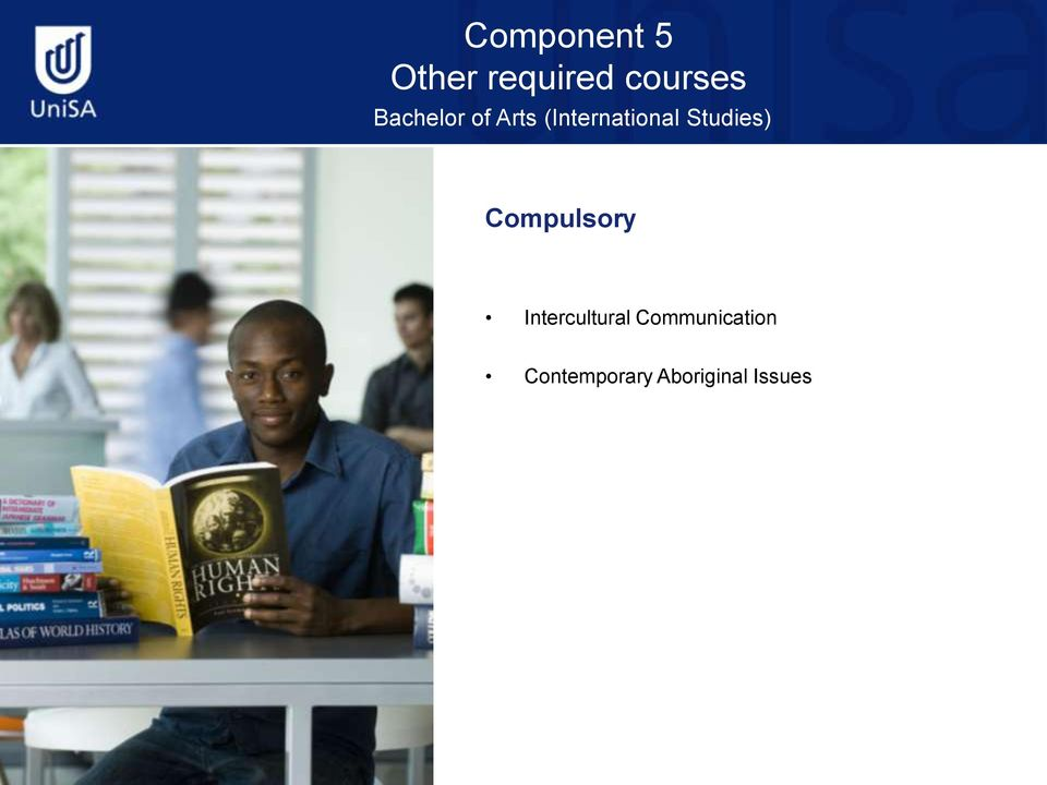 Studies) Compulsory Intercultural