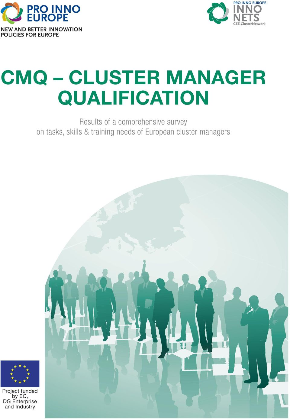 training needs of European cluster managers