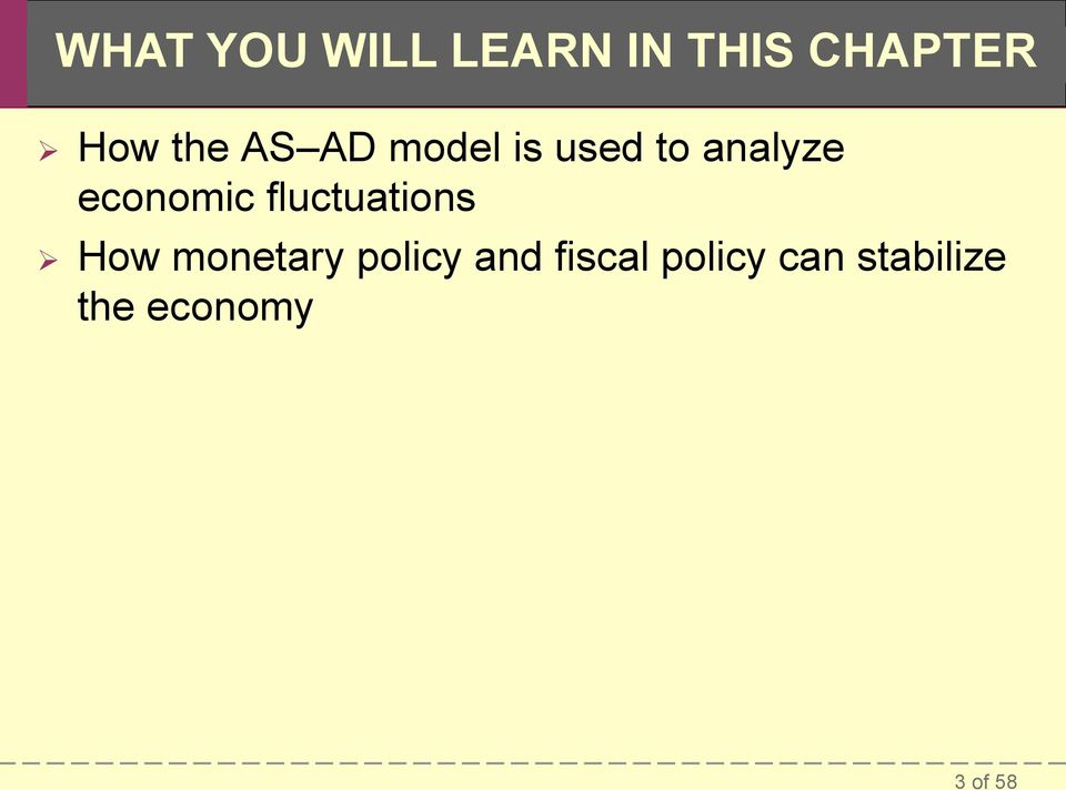 economic fluctuations How monetary policy