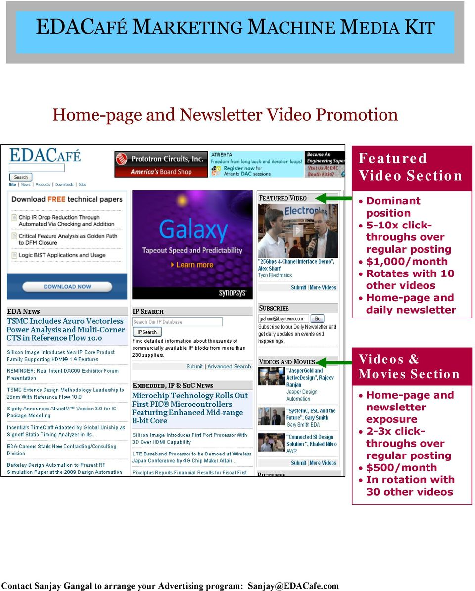10 other videos Home-page and daily newsletter Videos & Movies Section Home-page and