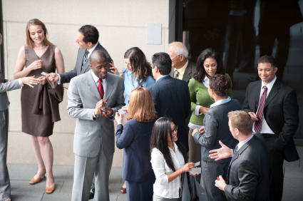 Career Fair Tip #5 The Power of Networking Networking is an important skill for jobseekers to develop.
