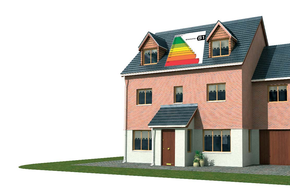 Part L Building Regulations Reduce the energy dema effective energy efficient Thin-R Choosing the right insulation for your project is vital when building dwellings to the new Part L regulations