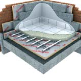 Thin-R Warm-R Homes Type D2 STEPS TO ACHIEVING AN ENERGY EFFICIENT HOME Well insulated Building Fabric Providing effective insulation to the building fabric cuts the energy demand for space heating