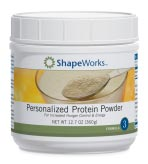 The Power of Protein 5 + Power of Protein The ShapeWorks Program personalizes each person s protein intake to match their body s needs.