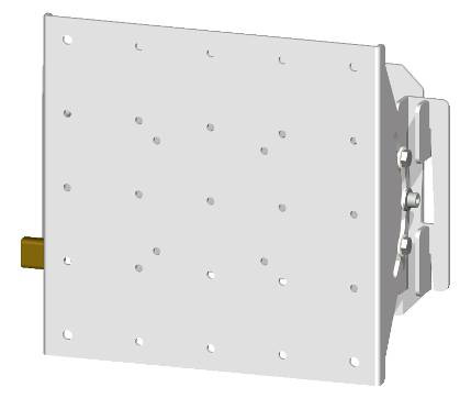 Flat screen Wall mounts VESA 20 All our VESA flat screen wall mounts can also be used for ceiling mounting in conjunction with a tube set, and for stand mounting using coupling bolts.