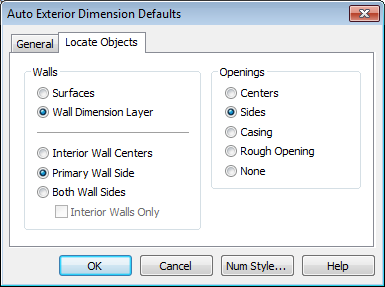 "Home Designer Pro 2014 User s Guide 2. Click on the plus sign next to ""Dimension"" to expand out this category, then select the type of dimension you want to modify."