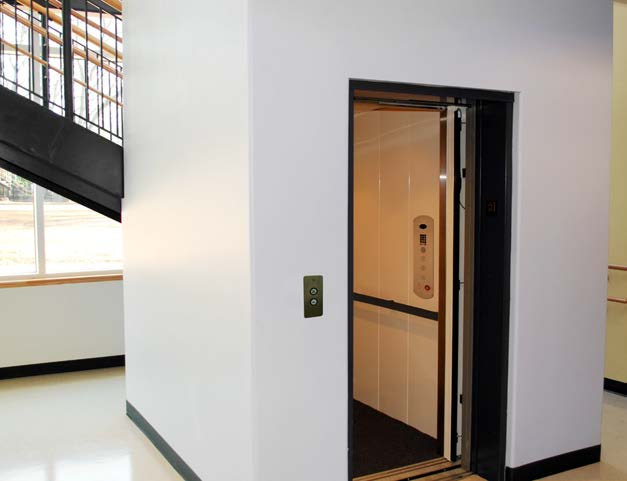 Elevation by Symmetry Elevating Solutions What is a Limited Use/Limited Application Elevator?