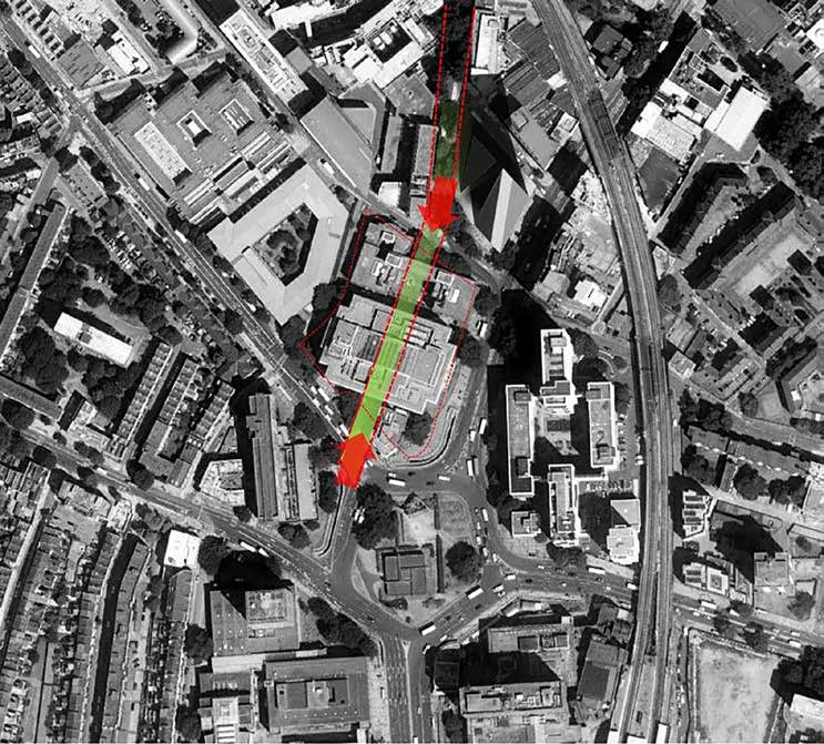 Connectivity Proposed new street Skipton Street: a lost street which will be re-instated Skipton House, Elephant & Castle sits in a key central London location with optimum transport links across the