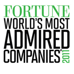 Company Recognition Fortune 500 Company - #74 Fortune Magazine World s Most Admired Companies Fortune Magazine Best Places to Launch a Career BusinessWeek Magazine World s Most Ethical Companies