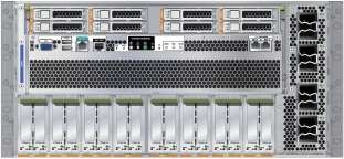 Product Overview Sun Server X4-8 provides up to eight Intel Xeon E7-8895 v2 processors, each of which contains 15 cores operating at 2.8 GHz with 37.5 MB L3 Cache.
