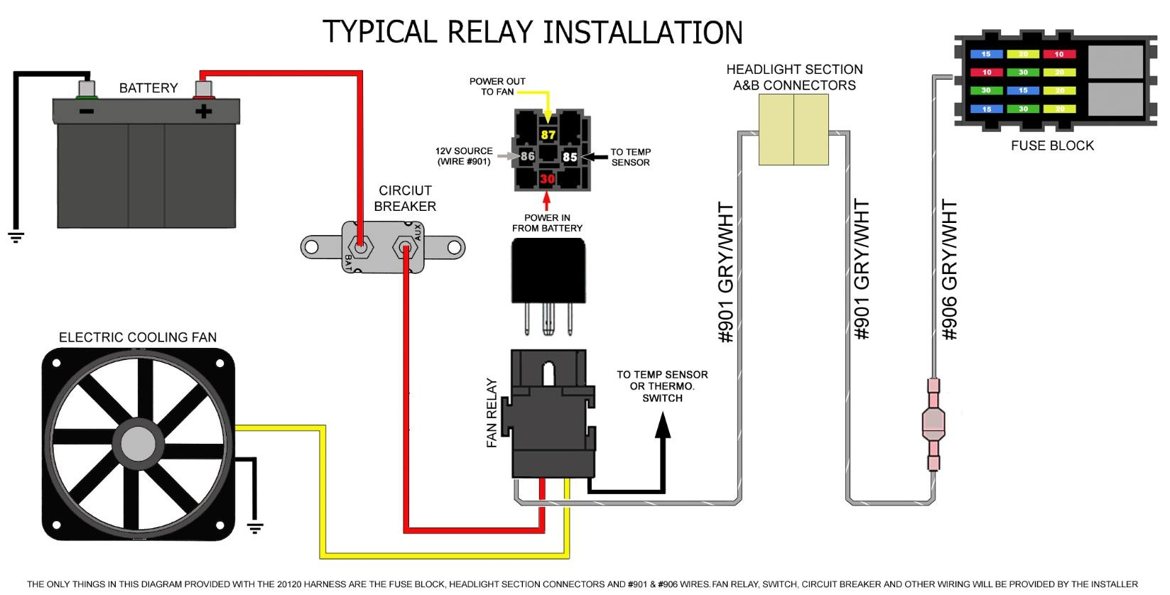Wire Harness Installation Instructions - PDF