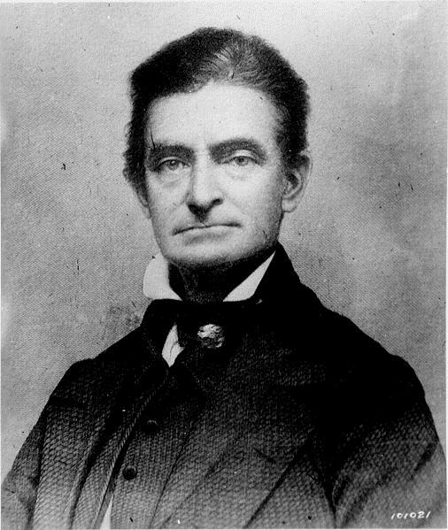 Antislavery Attacks Abolitionist John Brown (from Hudson, Ohio) believed God chose him to end slavery Brown heard of the attack on Lawrence and