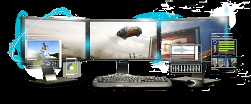 AMD VISION: What are the options? What s your VISION? Buy a PC with VISION Technology from AMD. Create/Edit HD movies, Watch Blu-ray/HD movies conversion, Watch DVD movies, Online videos.