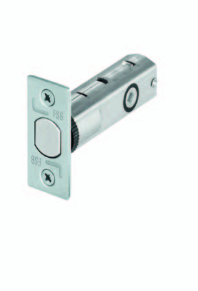 "Deadbolt Series HDD Deadbolt Body and Function HDD 7120 Heavy Duty Privacy Deadbolt Specifications Full bolt extension achieved with 90 thumbturn rotation Backsets 2 3 8"" (60 mm) 2 3 4"" (70 mm)"