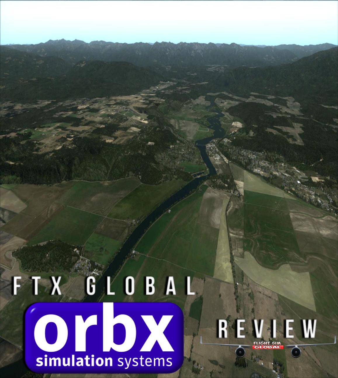 ORBX FTX Global for FSX and P3D By Thomas Jones - In Partnership