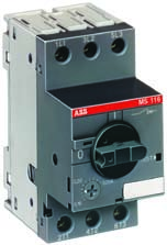 Application The manual motor starters protect the load and the installation against short-circuit and overload.