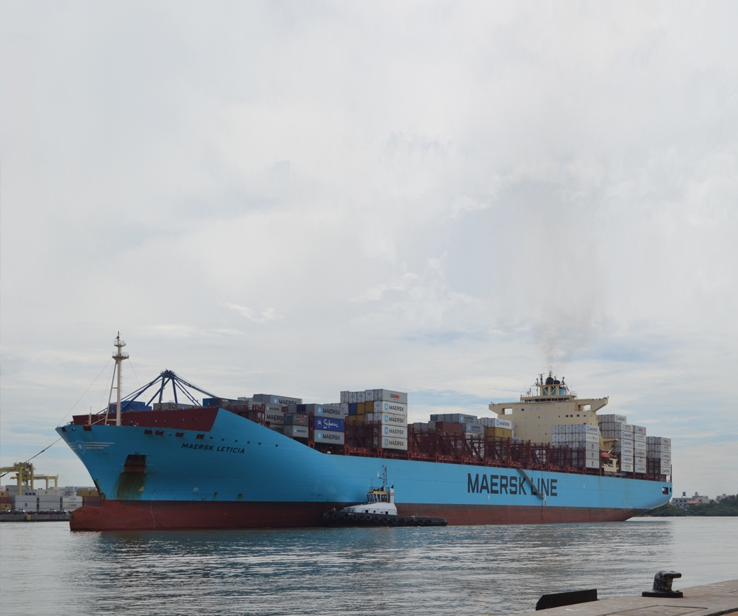 Maersk Line Performing In Rough Seas  Capital Markets Day