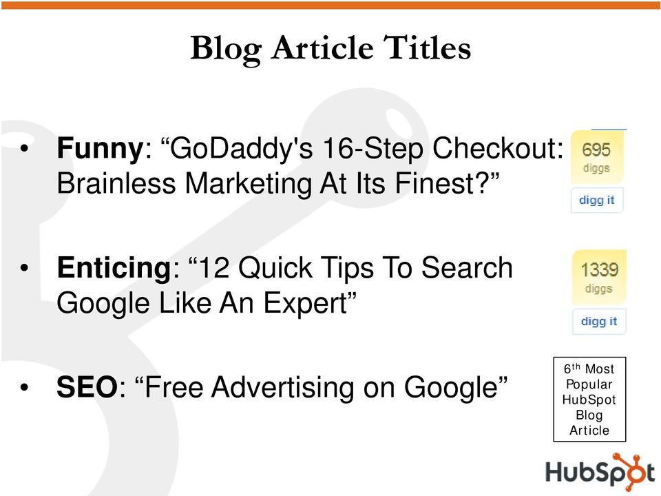 Enticing: 12 Quick Tips To Search Google Like An