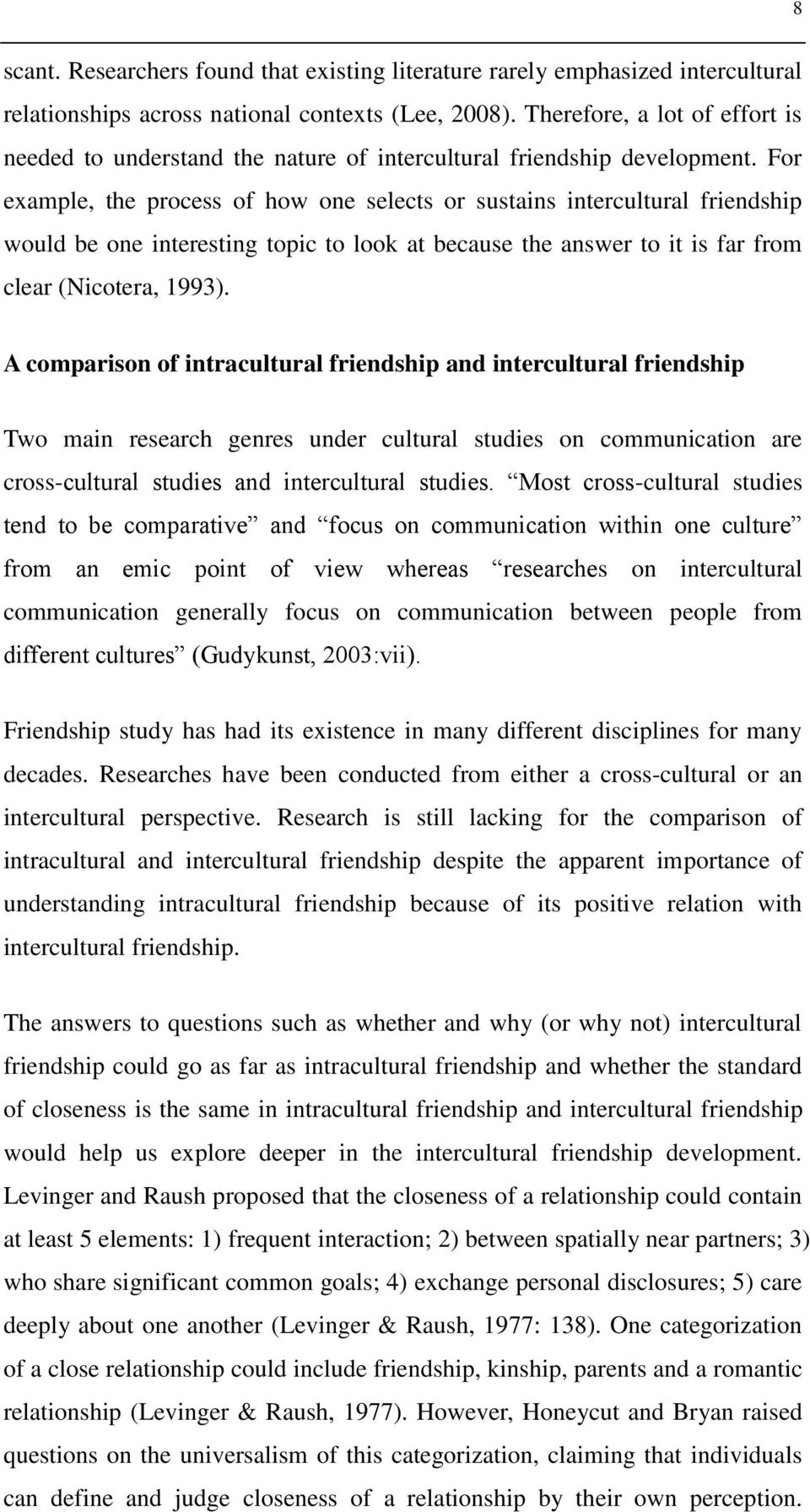 Intercultural Friendship Development Between Finnish And International Students Pdf Free Download