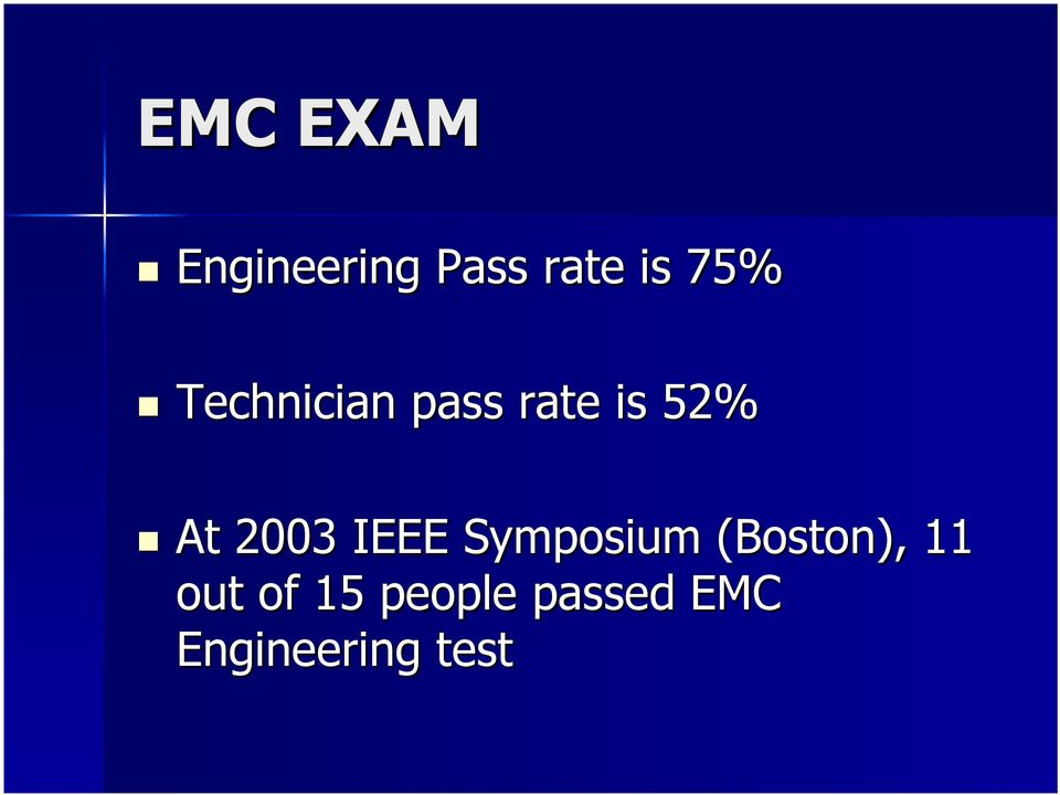 2003 IEEE Symposium (Boston), 11 out