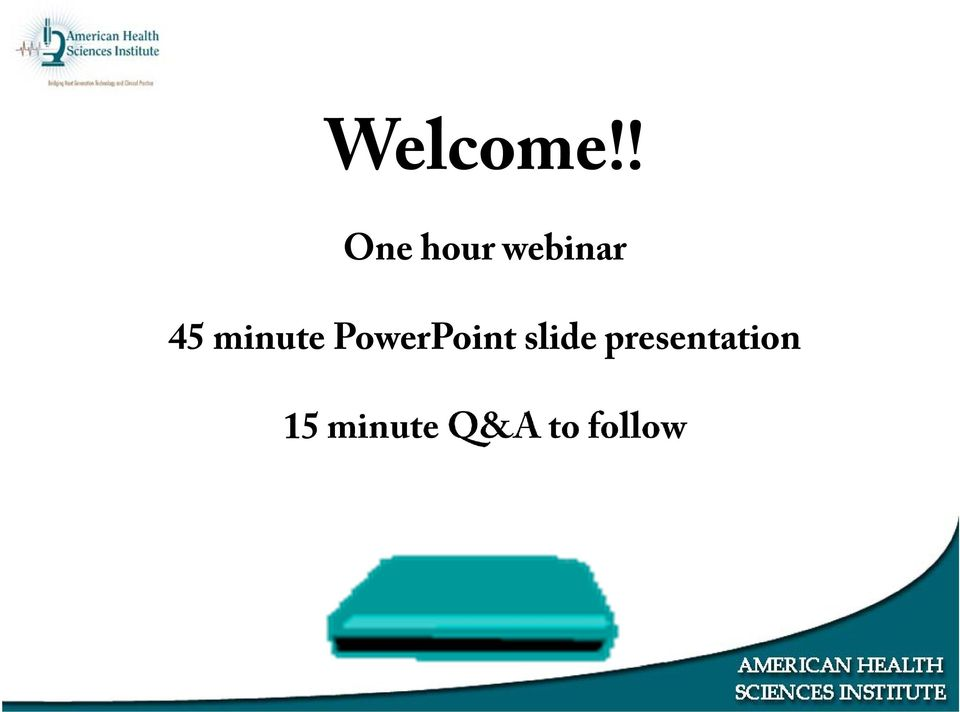 minute PowerPoint