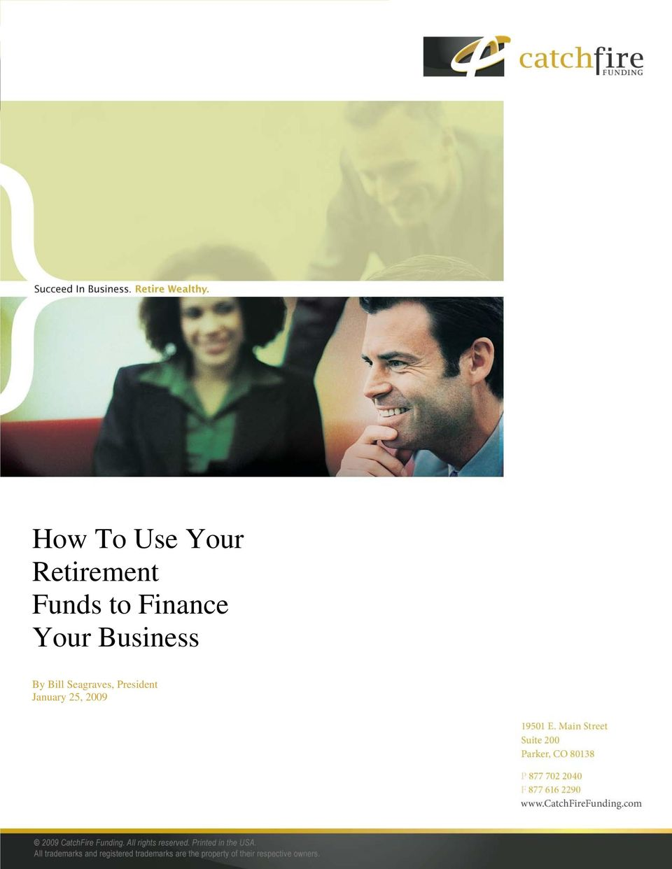Finance Your Business By